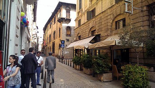Дороги Вероны - Италия