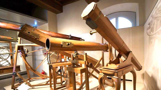 телескопы Галилео Галилея