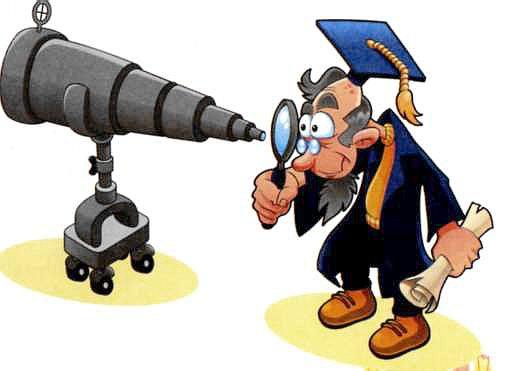 Кто изобрел первый телескоп