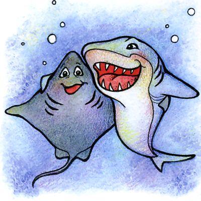 Правда ли, что акулы и скаты родственники