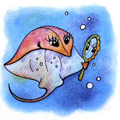 Зачем морской лисице ресницы