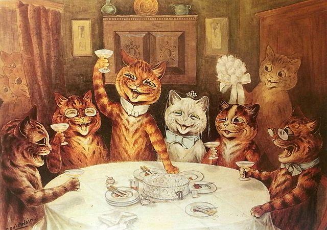 выпьем за кота изобретателя