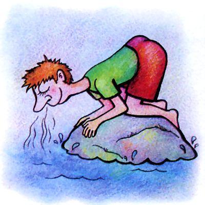Почему вода в море соленая, какой запах у Черного моря?