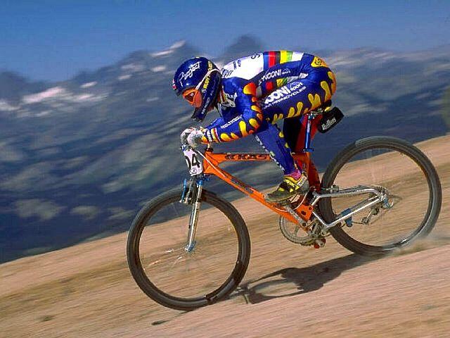 Какие виды велосипедов бывают - гоночный велосипед