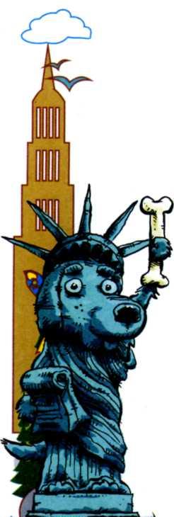 Кто построил статую Свободы