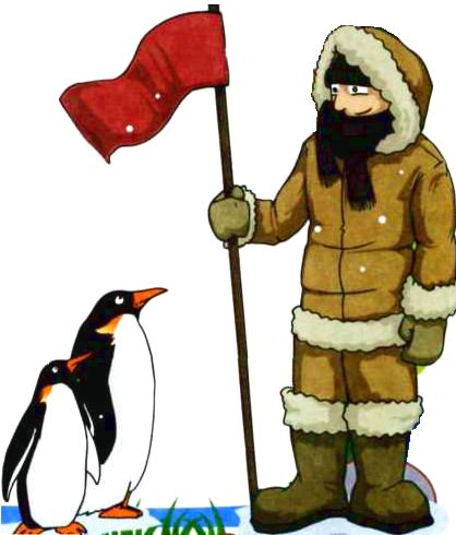 Кто первым из мореплавателей открыл континент Антарктида