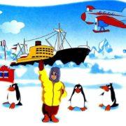 Чем знаменита Антарктида