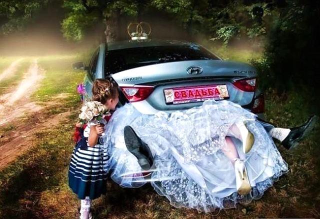 Смешные картинки при автомобиль хэтчбек.
