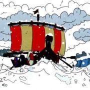 рисунки - Первые мореплаватели