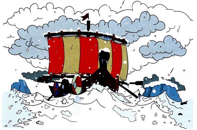 Первые мореплаватели