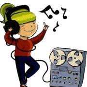 Правда, что музыку можно записать с помощью магнита.