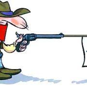 Кто и когда изобрел первый самозарядный пистолет