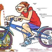 Как сделать велосипедную прогулку более безопасной