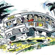 Смешные картинки про автобус