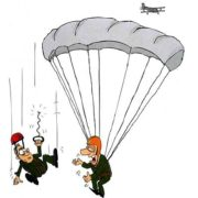 Правда, что первый парашют изобрел артист цирка?
