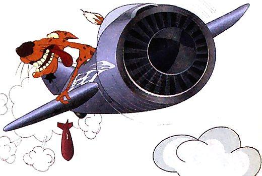 Как появились самолеты бомбардировщики?