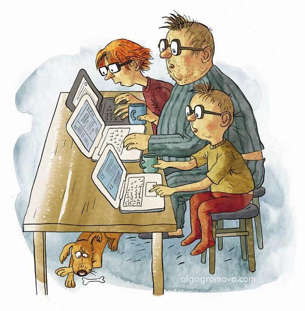 Когда появился первый ноутбук.