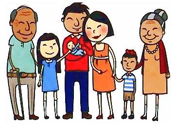 Почему дети похожи на родителей