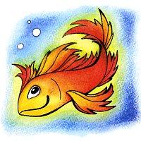 Рыба жар-птица. Как зовут ее на самом деле?