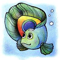 Рыба – павлин. Где в Черном море можно встретить эту красавицу?