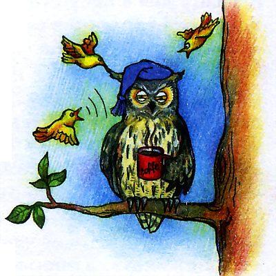 филин - ночные хищники совы и их уникальные способности