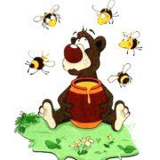 Мед в лечебных целях
