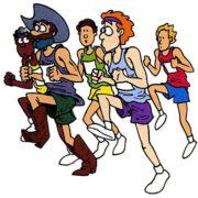 Как появился марафонский бег?