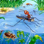Правда, что насекомые - самые многочисленные животные на Земле?