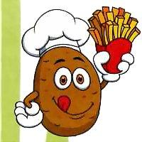 смешные картинки про картофель