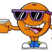 смешные картинки - апельсин