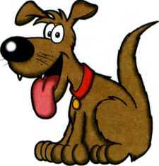 Про домашних питомцев – собак