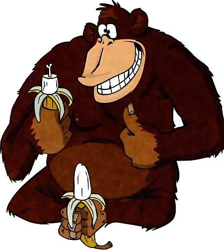 Смешные картинки про бананы