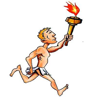 Правда, что Олимпийские игры в средние века были под запретом?