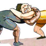 Про борьбу – смешные картинки