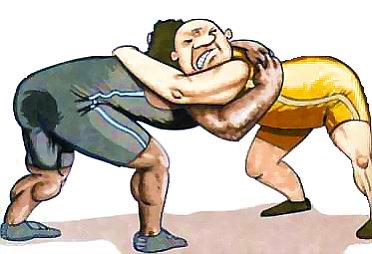 Правда, что борьба — один из самых древних видов спорта?