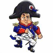 Рисунок про императора Франции Наполеона
