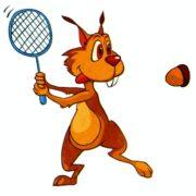 Прикольные картинки - про большой теннис