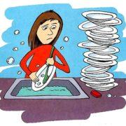 Правда, что современные моющие средства изготавливают из синтетических материалов?