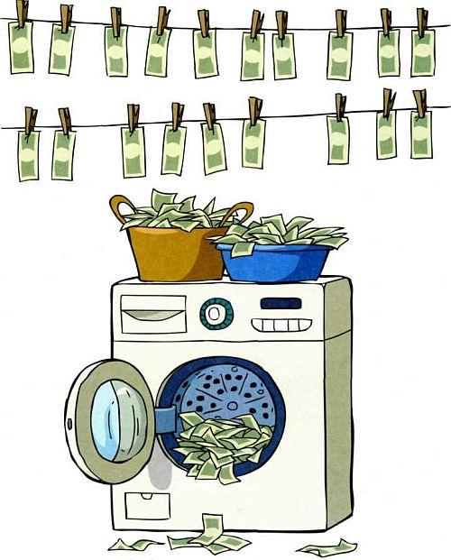Как стирают одежду?