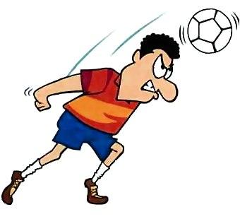 Прикольные картинки - как играют в футбол