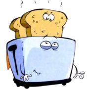 Смешные картинки про тостер