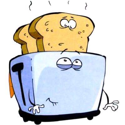 Про тостер