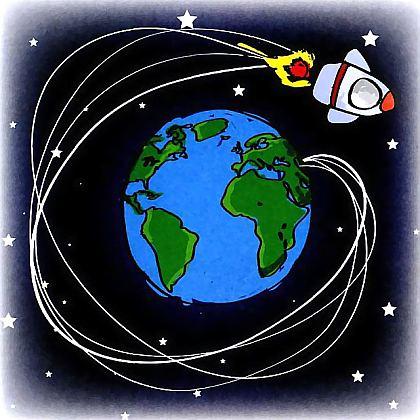 Первый полет в космос человека