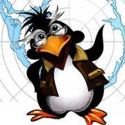 Чей флаг на Южном полюсе