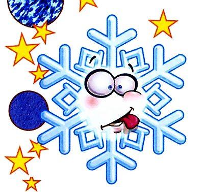 Детям про снежинки. Как и где они образуются?