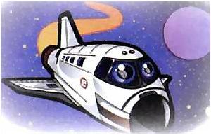 Самолет для полета в космос
