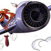 Самолеты бомбардировщики мировой войны