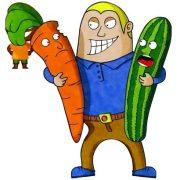 Почему люди становятся вегетарианцами.
